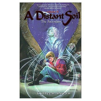 "Image for ""The Ascendant (Distant Soil, Book 2)"""