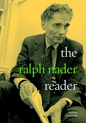 Image for The Ralph Nader Reader