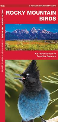 Image for Rocky Mountain Birds: A Folding Pocket Guide to Familiar Species (Pocket Naturalist Guides)