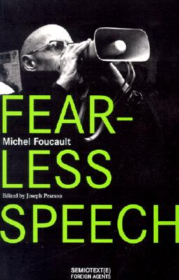 Image for FEARLESS SPEECH EDITED BY JOSEPH PEARSON