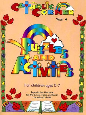 Puzzles and Activities Year A Ages 5-7 (Catholic Corner)