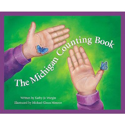 Image for The Michigan Counting Book