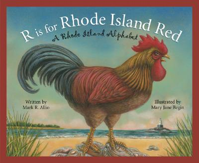 Image for R is for Rhode Island Red
