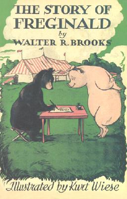 The Story of Freginald, Brooks, Walter R.