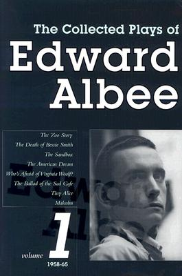 The Collected Plays Of Edward Albee: Volume 1 1958 - 1965, Albee, Edward; Press, The Overlook