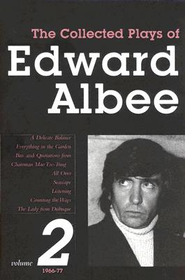 Image for Collected Plays of Edward Albee: Volume 2 1966 - 1977