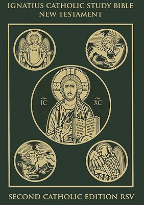 Ignatius Catholic Study Bible New Testament, Scott Hahn