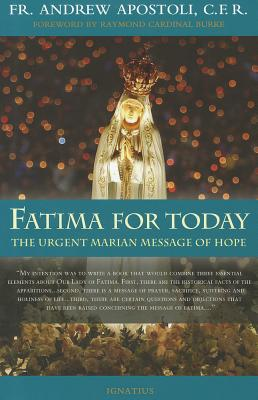Image for Fatima for Today: The Urgent Marian Message of Hope