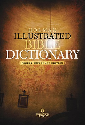 Image for Holman Illustrated Pocket Bible Dictionary