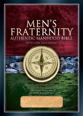 Image for Men's Fraternity Bible (Holman Christian Standard)