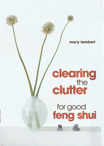 Image for Clearing the Clutter for Good Feng Shui