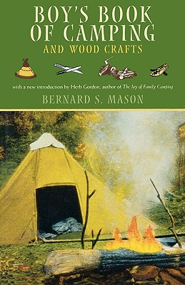 Image for Boy's Book of Camping and Wood Crafts