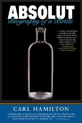 Image for Absolut: Biography of a Bottle