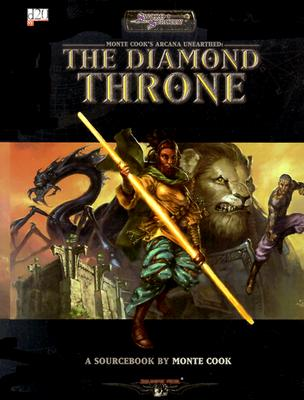 Image for The Diamond Throne (Arcana Unearthed Sourcebook)