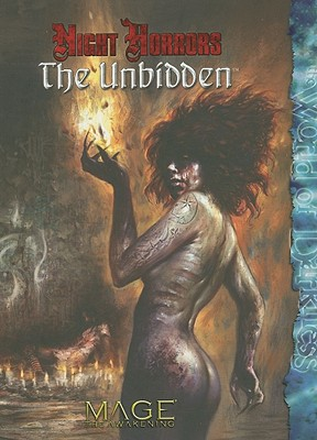 Image for Night Horrors the Unbidden*OP