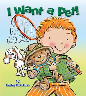 Image for I WANT A PET!