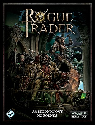 Image for Rogue Trader RPG: Core Rulebook
