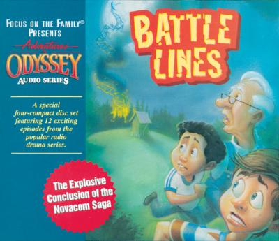 Image for Vol 38 Battle Lines The Adventures in Odyssey