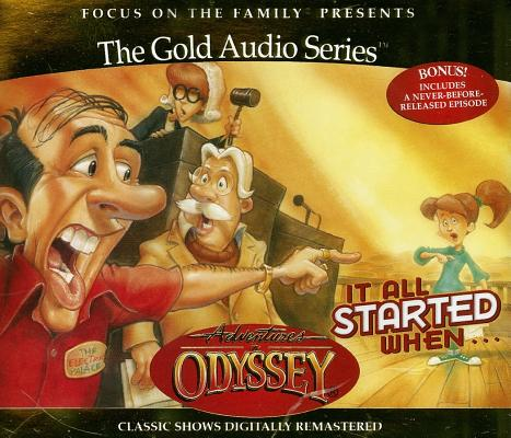 Image for Vol 13 It All Started When... Adventure in Odyssey