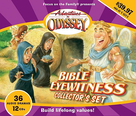 Image for Adventures in Odyssey: Bible Eyewitness Collector's Set