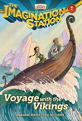 Image for Vol 1 Voyage with the Vikings (AIO Imagination Station Books)