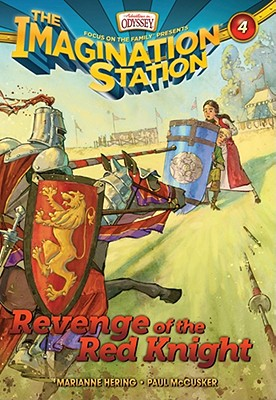 Image for Vol 4 Revenge of the Red Knight (AIO Imagination Station Books)