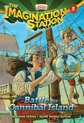 Image for Battle for Cannibal Island (AIO Imagination Station Books)