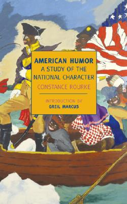Image for American Humor: A Study of the National Character (New York Review Books Classics)