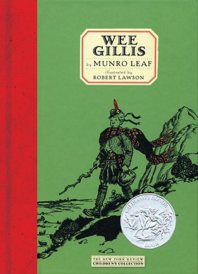 Wee Gillis (New York Review Children's Collection), Leaf, Munro