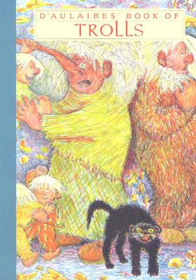 Image for D'Aulaires' Book of Trolls (New York Review Children's Collection)