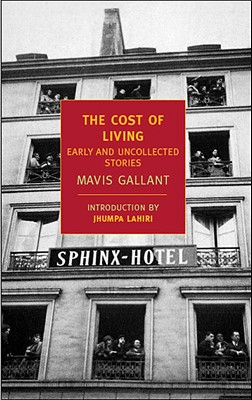 Image for The Cost of Living: Early and Uncollected Stories (New York Review Books Classics)