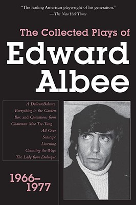 COLLECTED PLAYS OF EDWARD ALBEE 1966-1977, ALBEE, EDWARD