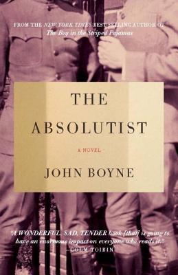 The Absolutist, John Boyne