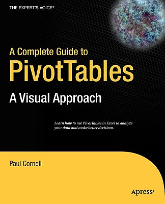 Image for A Complete Guide to PivotTables: A Visual Approach