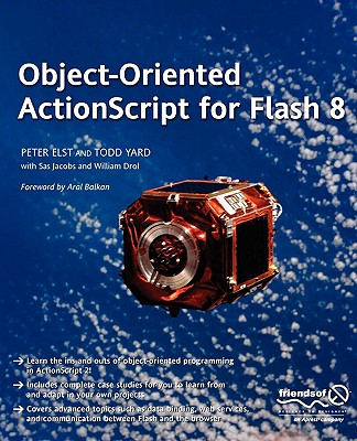 Image for OBJECT-ORIENTED ACTIONSCRIPT FOR FLASH 8