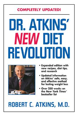 Image for DR ATKINS NEW DIET REVOLUTION
