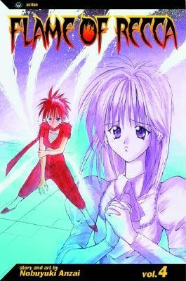 Image for Flame of Recca, Vol. 4