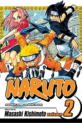 Image for Naruto, Vol. 2