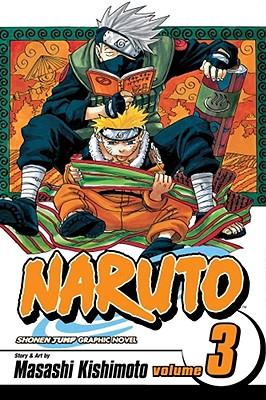 Image for Naruto, Vol. 3