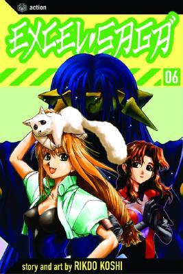 Image for EXCEL SAGA  VOLUME 6
