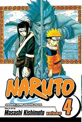 Image for Naruto, Vol. 4: Hero's Bridge