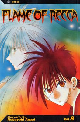 Image for FLAME OF RECCA VOL 8