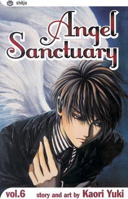 Angel Sanctuary #6, Kaori Yuki