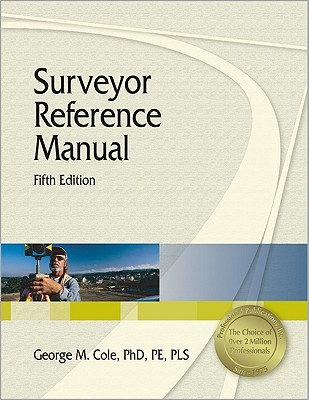 Image for Surveyor Reference Manual, 5th Ed