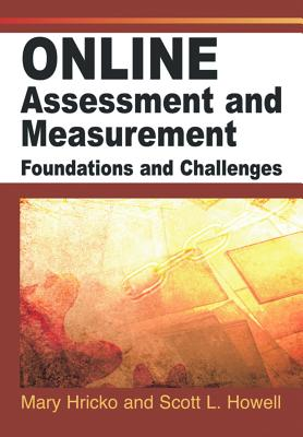 Image for Online Assessment And Measurement: Foundations And Challenges