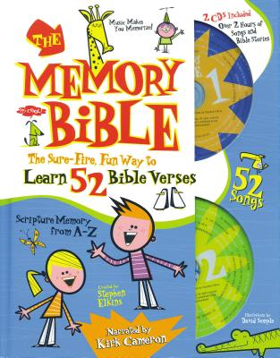 Image for The Memory Bible: The Sure-Fire Way to Learn 52 Bible Verses