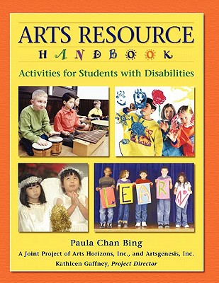 Image for Arts Resource Handbook: Activities for Students with Disabilities