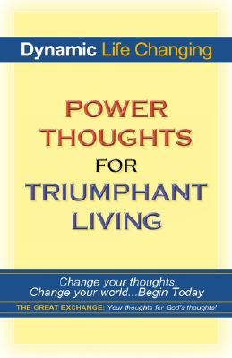 Power Thoughts for Triumphant Living, Sykes, Diana M.