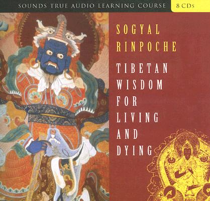 Image for TIBETAN WISDOM FOR LIVING AND DYING (AUDIO)