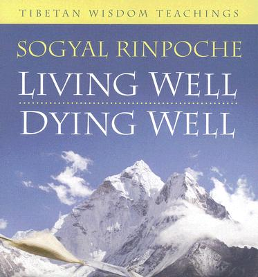 Image for LIVING WELL DYING WELL (AUDIO)